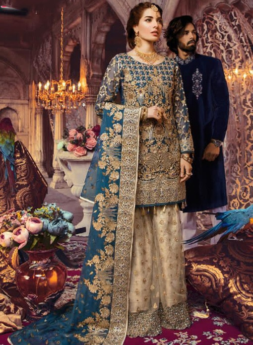 Rosemeen Pakistani Suits
