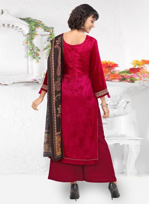 buy Velvet Suits online at omzara.com